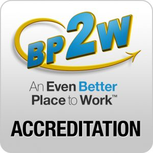 BP2W accreditation