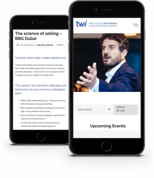 TWI Events